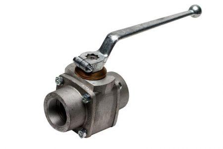 450 | Kugelhahn aus Stahl